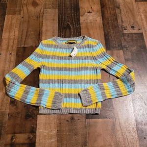 NWT S Prince and Fox Sweater